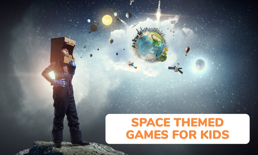 15 Outer Space Party Games And Activities For Kids