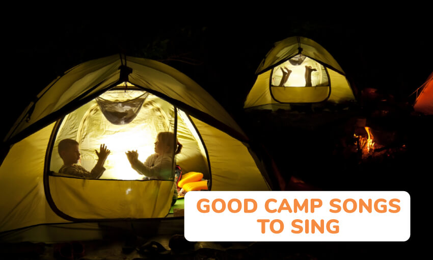 20 Summer Camp Songs for Kids - Kid Activities