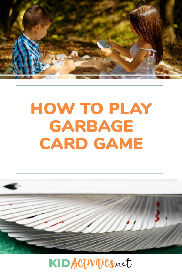 Learn how to play garbage the card game. Learn this simple, fun game.