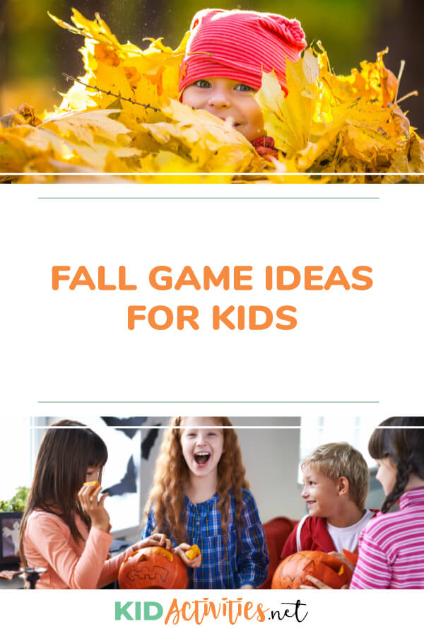Fall Activities And Games For Kids Pumpkin Games Kid