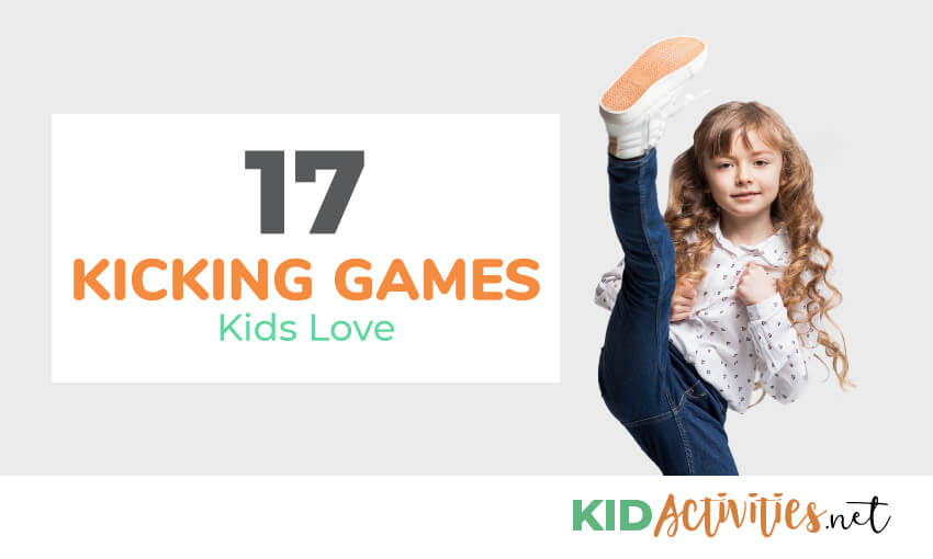 A collection of kicking games kids love.