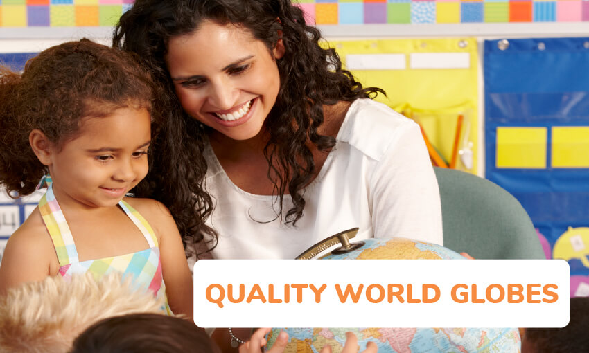 quality world globes