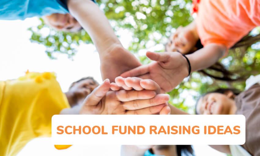 school fund raising ideas