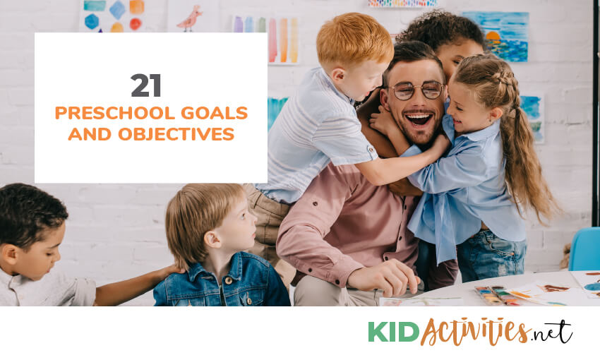 preschool goals