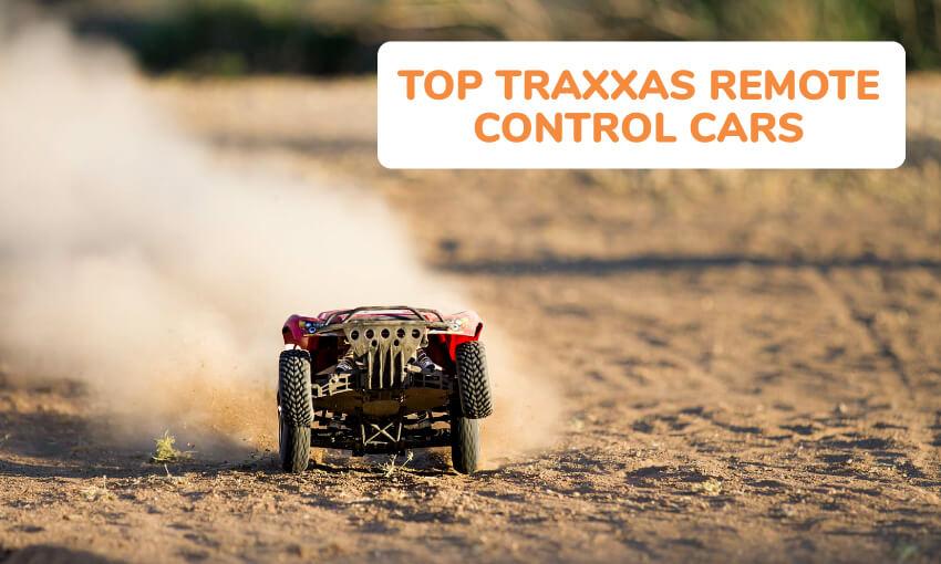 traxxas remote control car reviews